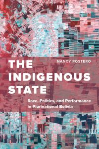 Book cover for THE INDIGENOUS STATE